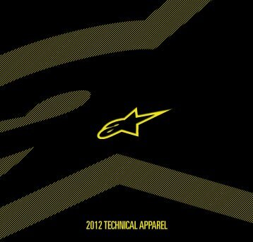 2012 TECHNICAL APPAREL - Big Bike Webshop