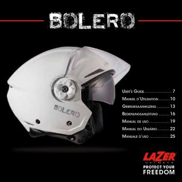 Bolero - Lazer Helmets
