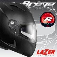 O W N E R M A N U A L - Lazer Helmets