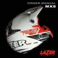 Untitled - Lazer Helmets