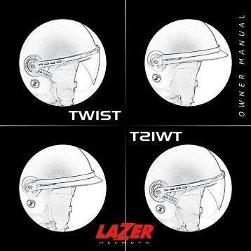 OWNER MANU AL - Lazer Helmets