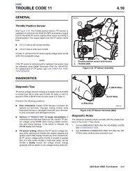 P0336 CKP Sensor Circuit