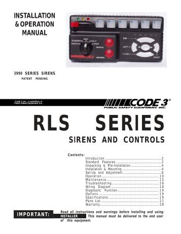 3990 series sirens code 3 public safety equipment?quality=85 microcom 2 siren install guide code 3 public safety equipment code 3 supervisor wiring diagram at metegol.co