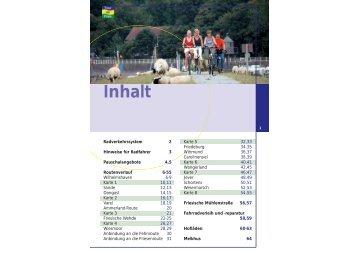 Tour de Fries - Wilhelmshaven Touristik und Freizeit GmbH
