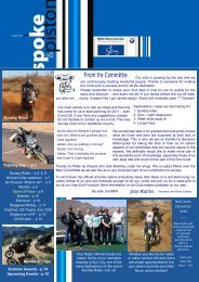 1.5MB - BMW Motorcycle Club of Pretoria, South Africa