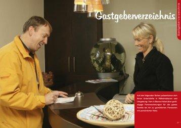 Stichwortverzeichnis - Wilhelmshaven Touristik und Freizeit GmbH