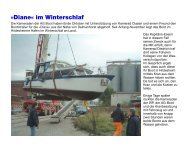 Das Kranen und der Winterschlaf - Marinekameradschaft Hildesheim