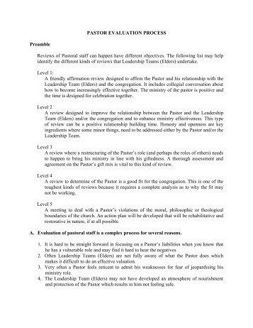 PASTOR EVALUATION FORM PDF.pdf - Capitol Hill Presbyterian ...