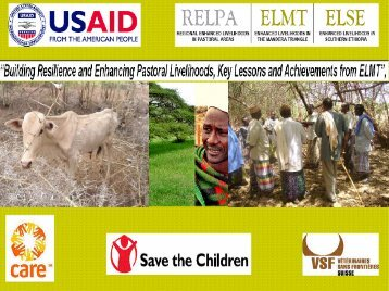 """""""Building Resilience and Enhancing Pastoral ... - ELMT Home"""