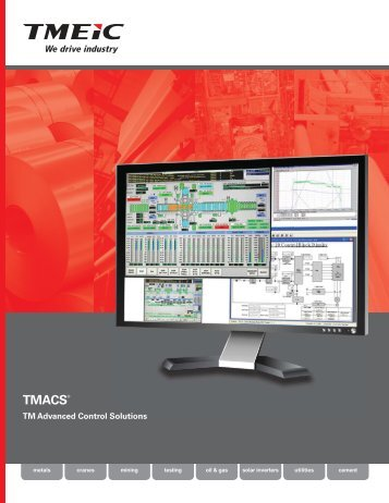 TM Advanced Control Solutions - Tmeic.com