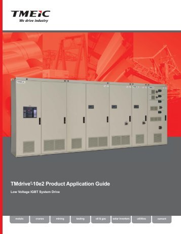 TMdrive-10e2_Ltr_Brochure May 2012 revision.indd - Tmeic.com