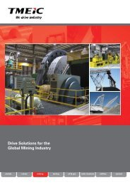 TMEIC India Mining Brochure A4.indd