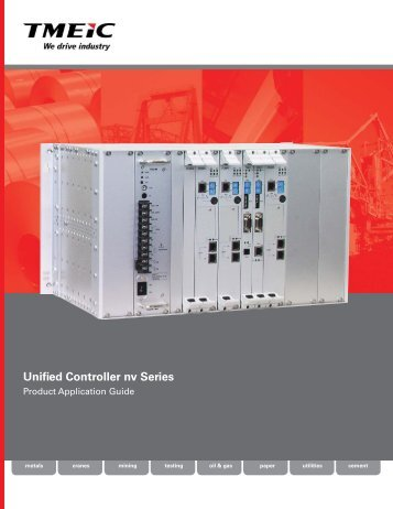 nv Series Controller - Tmeic.com