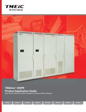 TMdrive-10 SPR Application Guide - Tmeic.com