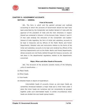 GOVERNMENT ACCOUNTS - Mptreasury.org