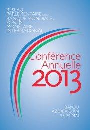 Annuelle Conférence