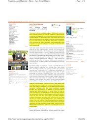 Page 1 of 3 Vacation Agent Magazine - Places - Asia ... - WildChina