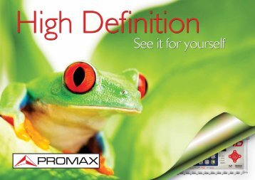 TV Explorer HD ATSC - Promax