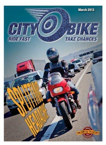 March 2013 | 3 | CityBike.com