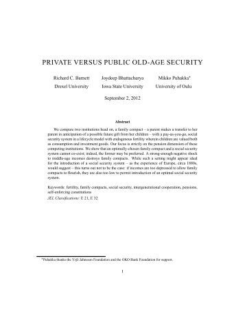 What Are the Differences Between Private & Public Sector Security?