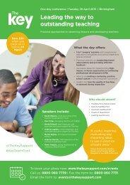 Outstanding teaching-Birmingham-Brochure 6