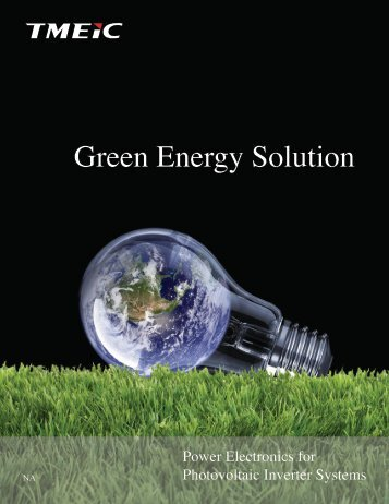 Green Energy Solution - Tmeic.com