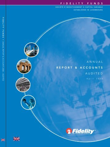 ANNUAL REPORT & ACCOUNTS AUDITED