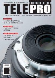 TELEPRO 11/2012 - Powrót do strony głównej