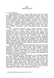 Petunjuk Teknis UKA - Kanwil Kemenag Provinsi Kalimantan Selatan