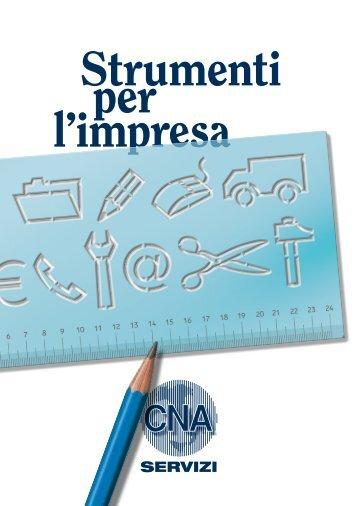 Consulta la brochure dei servizi completa - CNA Ravenna