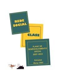 Plano de Desenvolvimento Social - 2007 a 2010 - Câmara ...