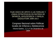 Familia - Ayuntamiento de Vitoria-Gasteiz