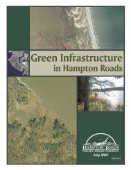 Green Infrastructure Green Infrastructure - Hampton Roads Planning ...