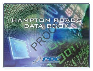 hampton roads data book hampton roads data book