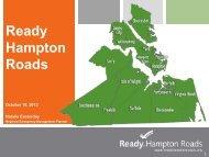 ReadyHamptonRoads.org - Hampton Roads Planning District ...