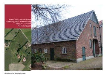 Landschappelijke onderbouwing - Ruimtelijkeplannen.nl