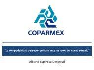 Competitividad - Coparmex