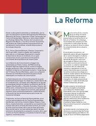 La Reforma de la Competitividad - Coparmex