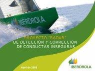 """proyecto """"radar"""" - Coparmex"""