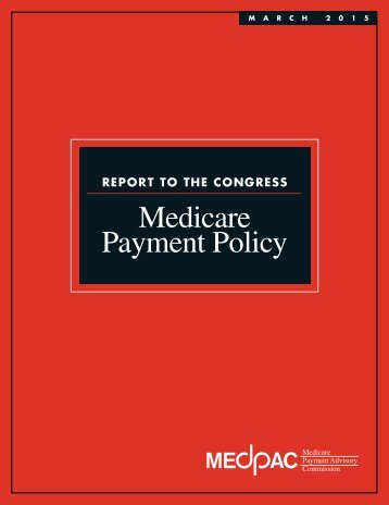 march-2015-report-to-the-congress-medicare-payment-policy