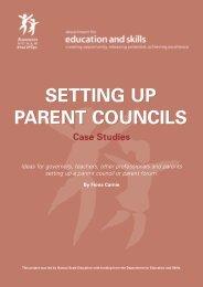 Setting up Parent Councils - case studies - Essex Primary ...