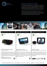 Hands Free Car Kits - Gould Electronics