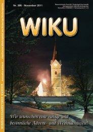 Nr. 396 - WIKU-Homepage