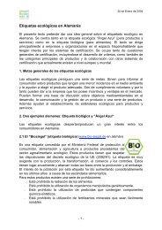 Etiquetas ecológicas en Alemania - Coparmex