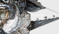 Hilary Koob-Sassen sculptures in metric for website