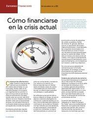 Cómo financiarse en la crisis actual - Coparmex