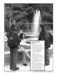 EDUCATIONAL EQUITY - California State University, Sacramento