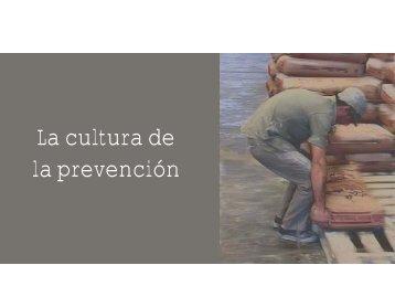 La cultura de la prevención - Coparmex