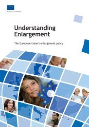 The European Union's enlargement policy
