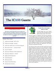 Volume 3 - Issue 1 - January 2012 - ICASS